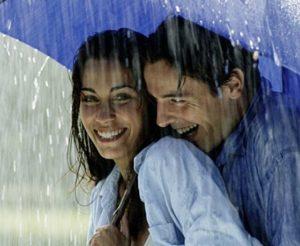 текст песни «Двое под одним зонтом»