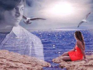 текст песни «Пообещайте мне любовь, хоть на мгновенье»